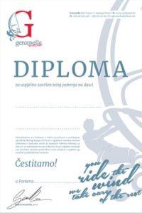 Germolla diploma